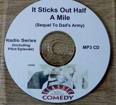£2.99 • Buy It Sticks Out Half A Mile (Dad's Army Sequel) Audio Book  MP3 CD (Sony CD)