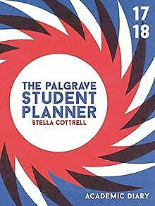 The Palgrave Student Planner 2017-18 (Palgrave Study ... | Book | Condition Good • 3.02£