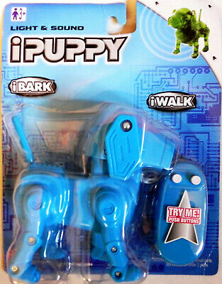 I Puppy Electronic Puppy Of Future SRM Intl Rare Blue Robot Dog Brand New 1769 • 12.15£