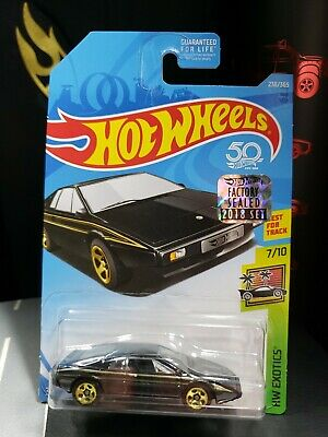 $ CDN6.99 • Buy 2018 Hot Wheels Rlc Factory Sealed Set Exotics Lotus Esprit S1 - A23