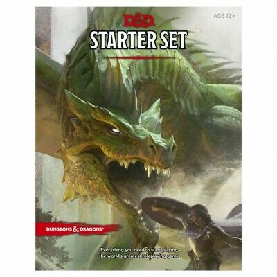 AU34.81 • Buy WOCA92160000 WotC: Dungeons And Dragons RPG: Starter Set