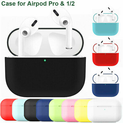 $ CDN3.89 • Buy Case For Apple AirPods Pro 2019 Wireless Charging Case Silicone Protective Cover