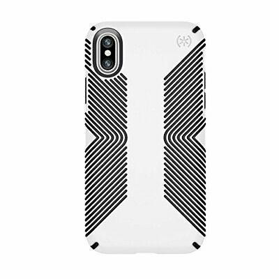Speck Products Presidio Grip Case For IPhone XS/iPhone X, White/Black • 15.39£