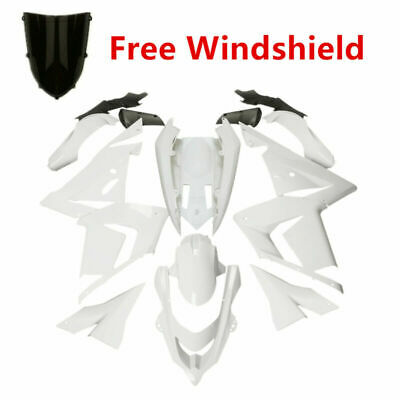 $234.99 • Buy Unpainted Fairings Bodywork For Kawasaki Ninja ZX10R ZX-10R 2004-2005 2006-2007