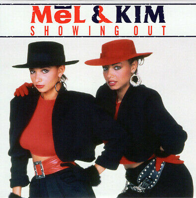 Mel & Kim Showing Out (get Fresh At The Weekend) 10 Track Cd Single Inc System • 9£