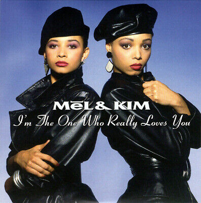 Mel & Kim I'm The One Who Really Loves You 14 Track Remix Cd Pwl S.a.w • 6£
