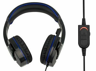 £13.99 • Buy SF1 Stereo Gaming Headset With Microphone For Playstation 4, Xbox One, PC