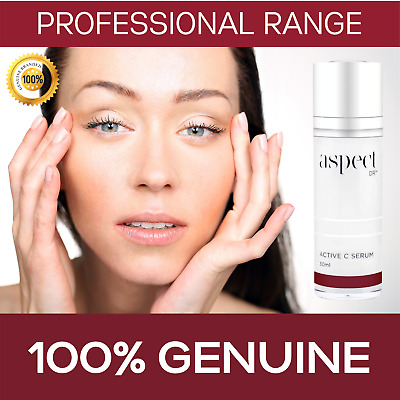 AU124.75 • Buy 100% GENUINE ASPECT DR ACTIVE VITAMIN C PLUS SERUM WRINKLE 30ml For FACE