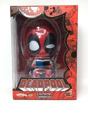 $ CDN30.42 • Buy Hot Toys Lounging Deadpool Cosbaby Marvel X-Men Cosbabys POP