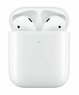 AU274.99 • Buy Apple AirPods (2nd Gen) With Wireless Charging Case (MRXJ2ZA/A)