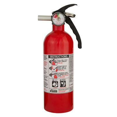 $17.49 • Buy Fire Extinguisher Home Car Truck Auto Garage Kitchen Dry Chemical Emergency NEW