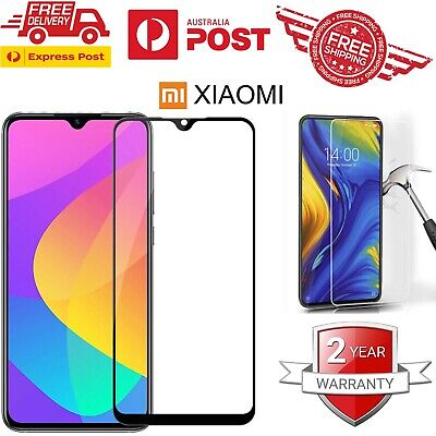 AU7.41 • Buy For Xiaomi Mi Note 8 MAX 3 MIX Mi 9 8 Tempered Glass LCD Screen Protector Guard