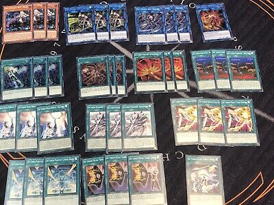 $ CDN66.80 • Buy Yugioh Mp19 Sky Striker Deck Core! Raye Hayate Shizuku Engage Kagari