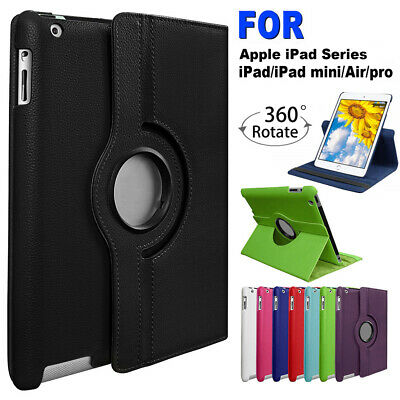 AU11.22 • Buy For Apple IPad Air Pro 9.7  10.2  10.5  Leather Magnetic Case Smart Stand Cover