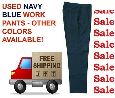 $24.99 • Buy  Uniform Work Pants - FREE SHIPPING - PACK OF 3 - Free Shipping
