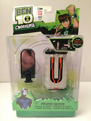 Bandai 36130 Ben 10 Omniverse PROTO-Scope Toy Plumber Tech BRAND NEW          N6 • 9.99£