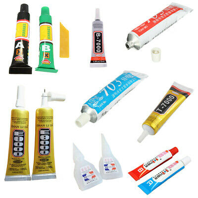 AU7.25 • Buy Industrial Fluid Glue Adhesive For Jewelry Nail Mobile Phone Frame Crystal