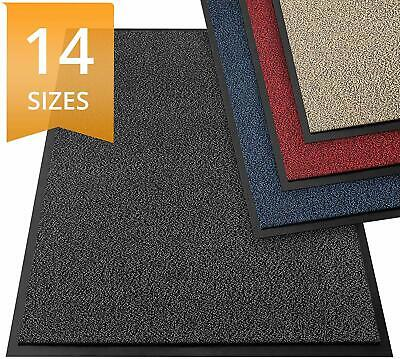 £5.99 • Buy Heavy Duty Rubber PVC Rug Barrier Mat Extra Long Small Large Anti Slip Washable