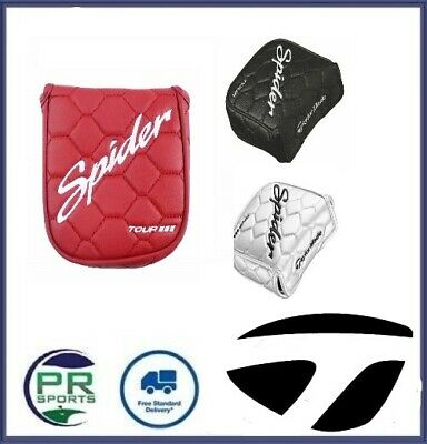 £18.95 • Buy Brand New Taylormade Golf Spider Tour Cover Golf Putter Headcover
