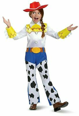 £25.41 • Buy Jessie Toy Story Girls Costume S M Cowgirl