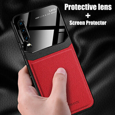$ CDN4.84 • Buy For Samsung Note 20 Ultra S20 A51 A71 A72 A52 Leather Hybrid Luxury Case Cover