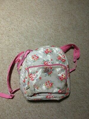 Cath Kidston Oilcloth Flowers Beige Backpack  • 9.99£