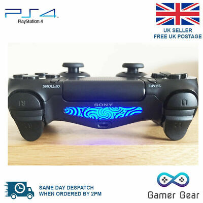AU4.08 • Buy PS4 Controller Light Bar LightBar Decal Sticker - Swirls