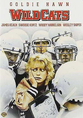 WILDCATS (1986) - Goldie Hawn, Wesley Snipes DVD - UK Compatible Region 2 • 19.99£