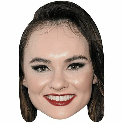 $ CDN35.26 • Buy Madeline Carroll (Make Up) Big Head. Larger Than Life Mask.