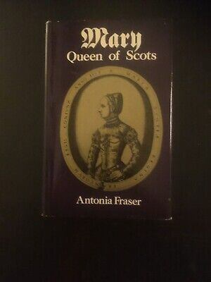 Mary Queen Of Scots - Fraser, A 1976-01-01   Book Club Associates • 1.99£