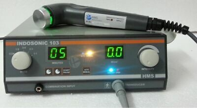 £300 • Buy Portable Home Ultrasound Therapy Underwater Suitable Indosonic 103 Machine DSF