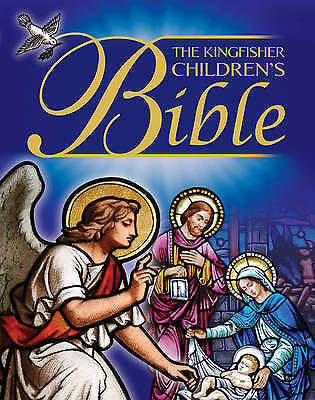 The Kingfisher Childrens Bible, Barnes, Trevor, Used; Good Book • 4£