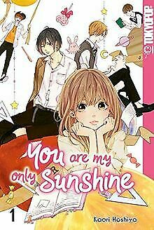 You Are My Only Sunshine 01 By Hoshiya, Kaori | Book | Condition Very Good • 4.55£