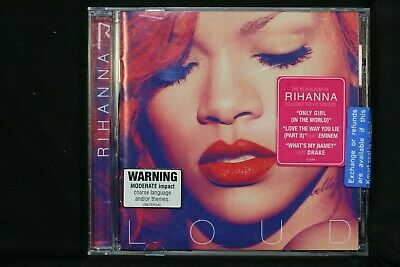 AU18 • Buy  Rihanna ‎– Loud   (C921)