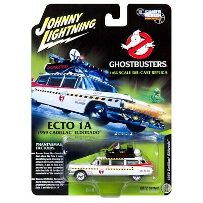 Johnny Lightning 1:64 Ghostbusters Ecto-1a In Stock • 12.99£