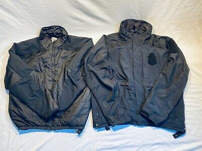 $ CDN67.11 • Buy The North Face Horsce Small 3-n-1 Black Jacket First Responder Leo Size Large