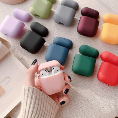 $ CDN2.09 • Buy Shockproof Case Hard Cover Earphone Protective Shell For Apple Airpods 1 2 3 Pro