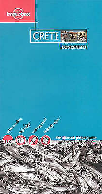 Crete (Lonely Planet Condensed Guides), Oliver, Jeanne, Used; Very Good Book • 2.74£