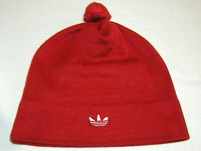 Rare Skimütze ADIDAS Knitted Hat Collectable Retro Ski W Germany Vtg Winter Cap • 38.05£