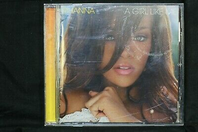 AU11 • Buy Rihanna ‎– A Girl Like Me - CD  (C943)