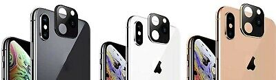 AU4.99 • Buy For IPhone X XS MAX Camera Lens Sticker Cover Change To Fake IPhone 11 Pro Max