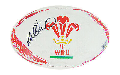 Signed Liam Williams Rugby Ball - Wales Grand Slam 2019 +COA • 179.99£