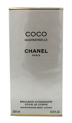 Chanel Coco Mademoiselle Moisturizing Body Lotion 6.8 Ounce • 174$