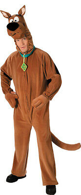 Scooby Doo Adult Fancy Dress Costume P/F One Size • 47.99£