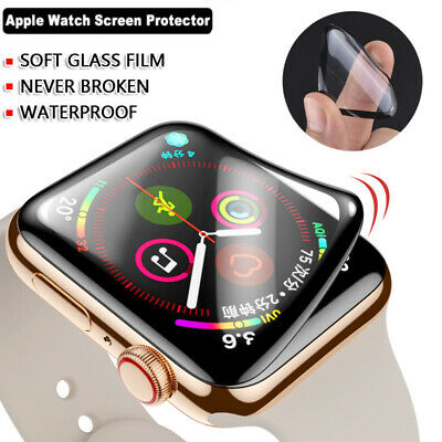 $ CDN3.87 • Buy 3D Screen Protector For Apple Watch Series 5/4/3/2/1 40 44mm For IWacth Band