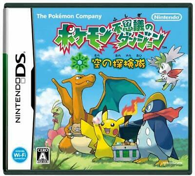 $104.99 • Buy NEW Nintendo DS Pokemon Mystery Dungeon Explorers Of Sky JAPAN Japanese Game