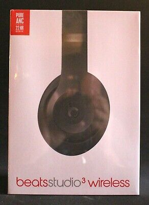 Beats By Dr. Dre Studio3 Wireless Over The Ear Headphones - Matte Black • 183.62£