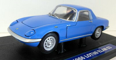 $ CDN169.54 • Buy Sunstar 1/18 Scale Diecast - 4072 Lotus Elan S3 Coupe 1966 French Blue