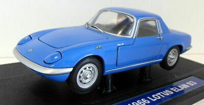 $ CDN172.99 • Buy Sunstar 1/18 Scale Diecast - 4072 Lotus Elan S3 Coupe 1966 French Blue
