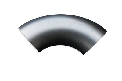 Stainless Steel Elbow 90' Degree Exhaust System Different Diameters Steel 304 • 7£